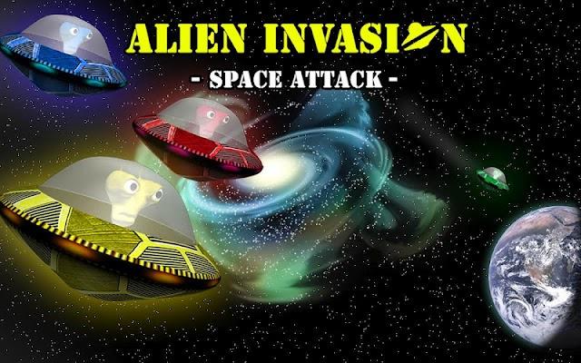 alien invade earth