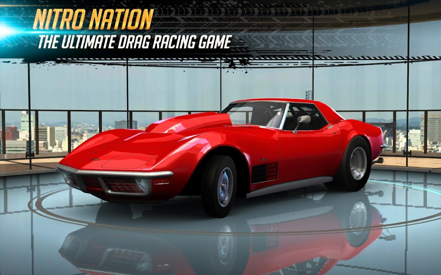 Nitro Nation Racing - screenshot