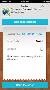 Taxi Discount - screenshot thumbnail