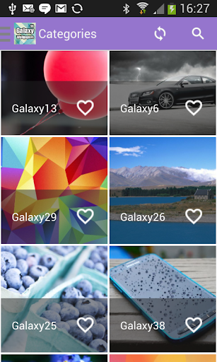 Wallpapers for Galaxy S6