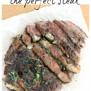 How to Cook the PERFECT Steak and Skip the Restaurant this Valentine's Day!