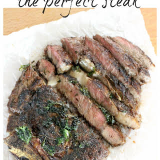 How to Cook the PERFECT Steak and Skip the Restaurant this Valentine's Day!.