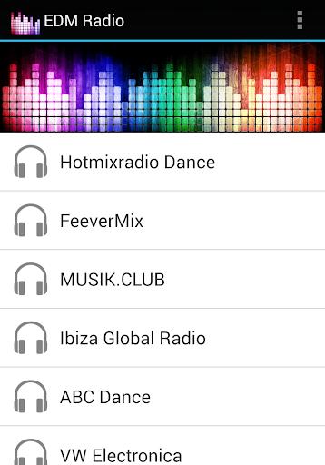 EDM・ラジオ