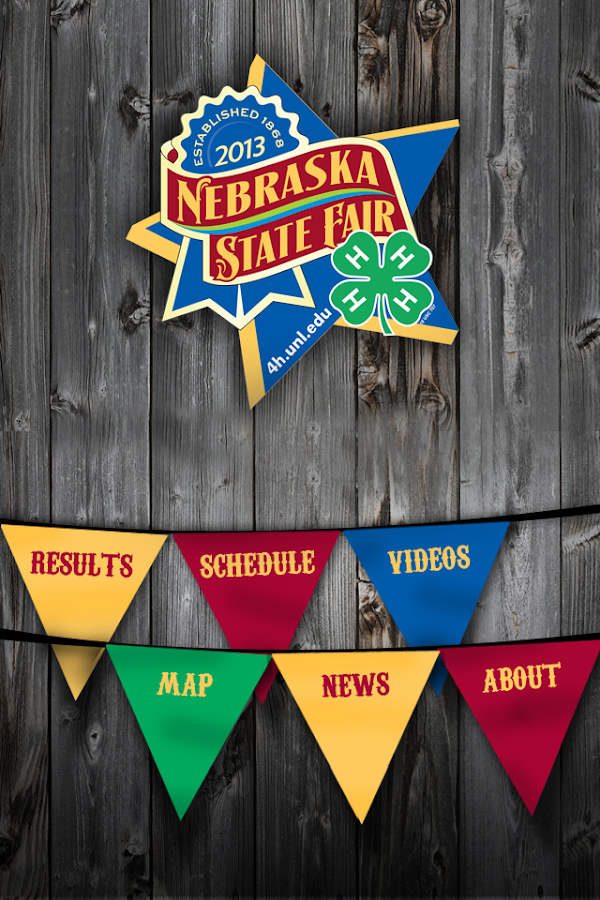4-H at Nebraska State Fair - screenshot