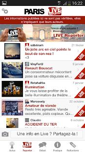 Paris Live - screenshot thumbnail