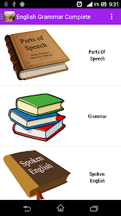 English Grammar Book Pro