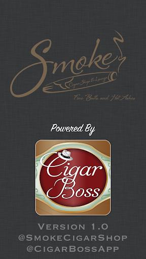 Smoke Cigar Shop Lounge