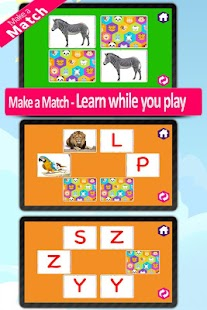 Kids Animal ABC Alphabet sound- screenshot thumbnail