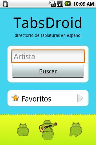 TabsDroid Lite- screenshot