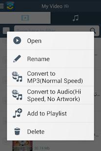 Fast Video Converter:MP3音樂視頻轉變
