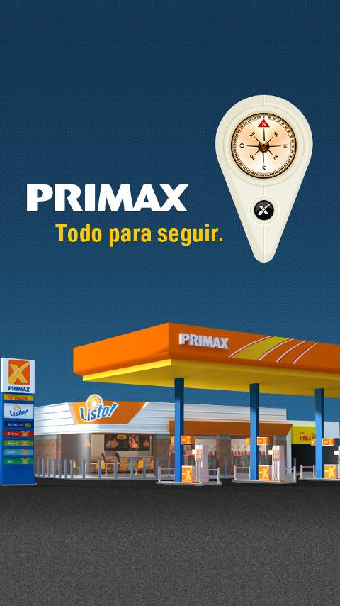 PRIMAX - screenshot