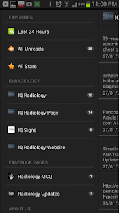 Radiology Updates- screenshot thumbnail