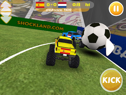 World Truck Ball- screenshot thumbnail