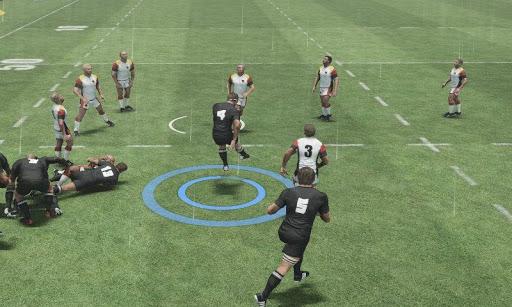 【免費體育競技App】Rugby Hit-APP點子