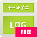 Simple Log Calculator FREE logo
