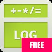 Simple Log Calculator FREE