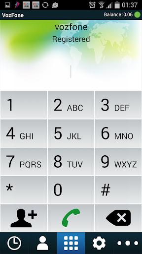 VozFone Dialer