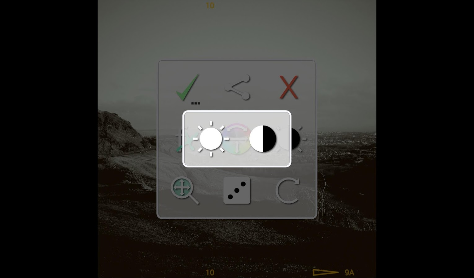 Vignette Demo - screenshot