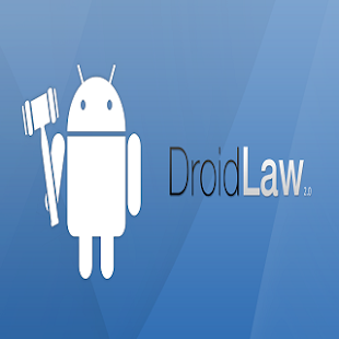 DroidLaw- screenshot thumbnail