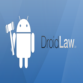 DroidLaw - screenshot