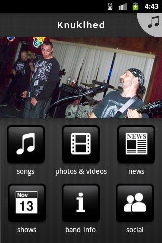 【免費音樂App】Knuklhed-APP點子