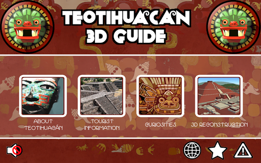 Teotihuacan 3D Guide
