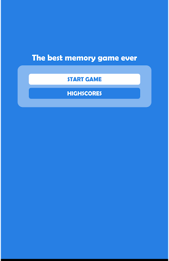 The best memory game FREE