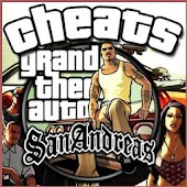GTA San Andreas cheats Android