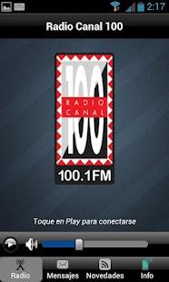Radio Canal 100 - screenshot thumbnail
