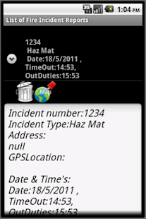 Fire Incident Report Pro - screenshot thumbnail