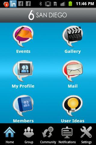 San Diego 6 Degrees App