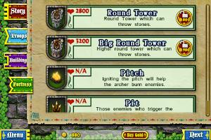 Screenshot of Fortress Under Siege HD