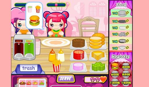 玩休閒App|可愛漢堡餓了客戶免費|APP試玩