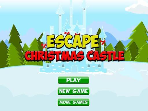 密室逃脫:逃出聖誕節城堡 - 史上最聖誕節的解密遊戲