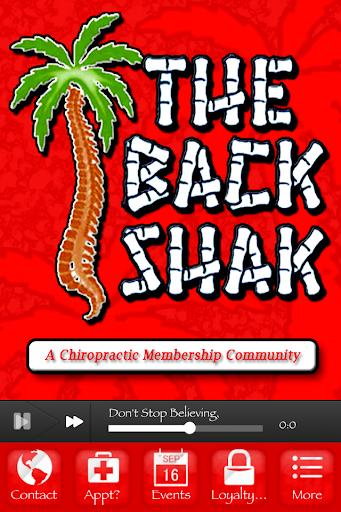 The Back Shak