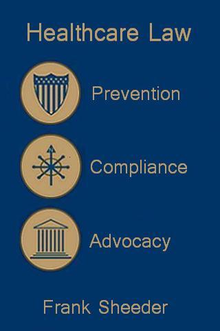 Compliance Law- screenshot
