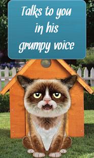 Talking Grumpy Cat - screenshot thumbnail