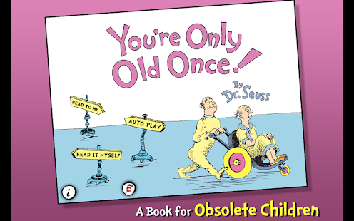 You're Only Old Once! - screenshot thumbnail
