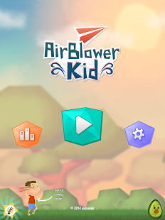 Airblower Kid- screenshot thumbnail