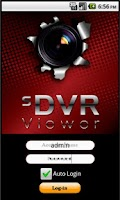 Screenshot of sDVR Viewer (v2.2.6)