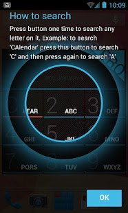 App Dialer–local T9 app search - screenshot thumbnail