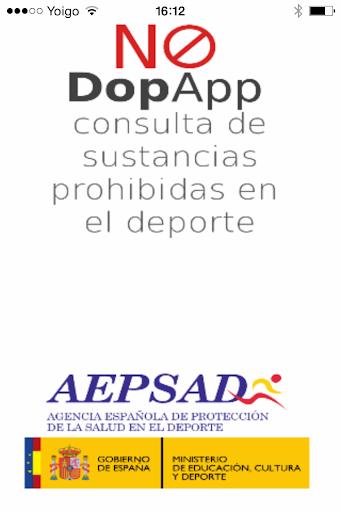 NoDopApp