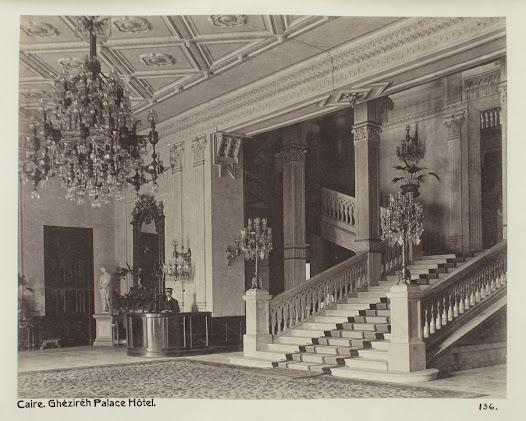 Interior of gezirah palace hotel photogr artistique g for Interieur artistique