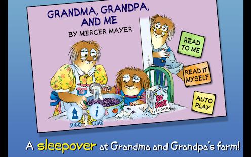 Grandma, Grandpa, and Me - náhled