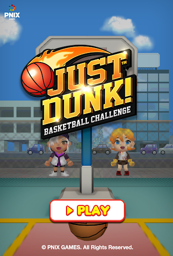 Just Dunk : Basketball