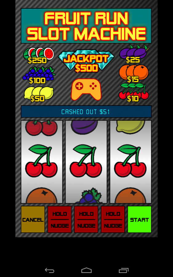mfortune fruit machine android app