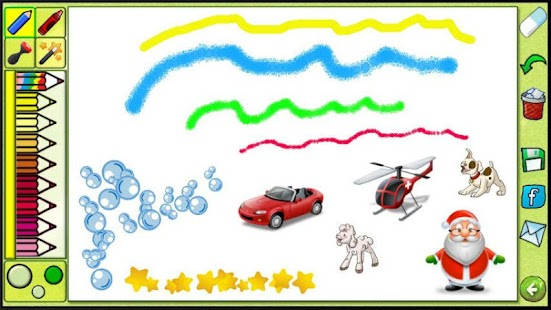 Learn Coloring - Kids Paint - screenshot thumbnail