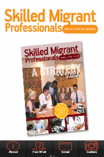 Skilled Migrant Professionals
