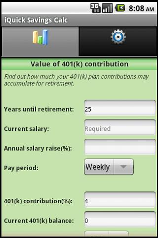 Savings Calculator  Android Apps On Google Play