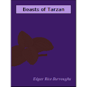 The Beasts of Tarzan logo
